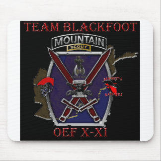 Team Blackfoot Mouse Pad