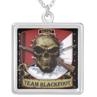 Team Blackfoot Necklace