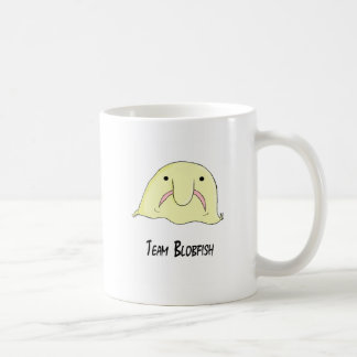 team blob coffee mug