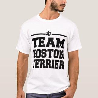 TEAM BOSTON TERRIER T-Shirt