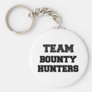Team Bounty Hunters Keychain