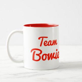 Team Bowie Mugs