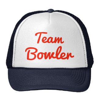 Team Bowler Trucker Hat