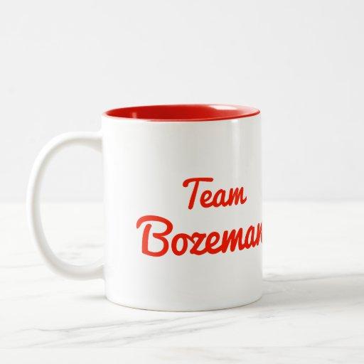 Team Bozeman Mugs