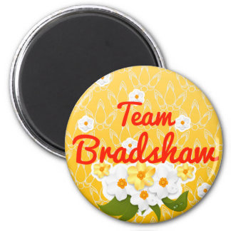 Team Bradshaw Refrigerator Magnet