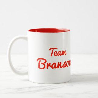 Team Branson Coffee Mugs