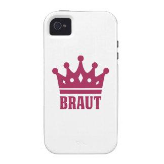 Team Braut iPhone 4 Cases