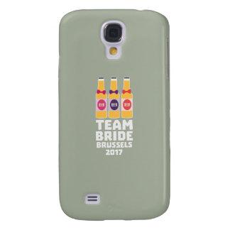 Team Bride Brussels 2017 Zfo9l Galaxy S4 Case