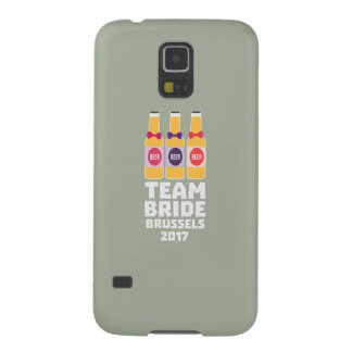 Team Bride Brussels 2017 Zfo9l Galaxy S5 Cover