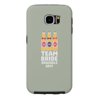 Team Bride Brussels 2017 Zfo9l Samsung Galaxy S6 Cases