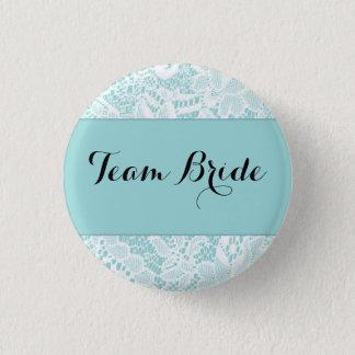 Team Bride Button - Bachelorette/Bridesmaid Button