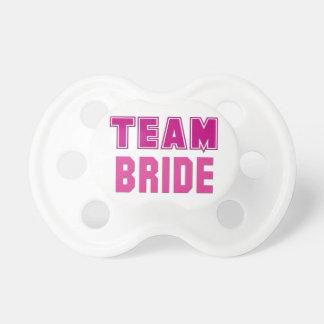 Team Bride Dummy