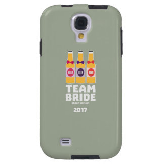 Team Bride Great Britain 2017 Zqqh7 Galaxy S4 Case