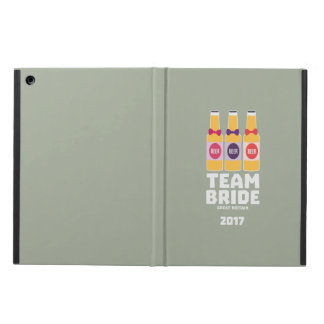 Team Bride Great Britain 2017 Zqqh7 iPad Air Cover