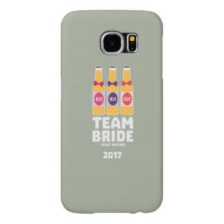 Team Bride Great Britain 2017 Zqqh7 Samsung Galaxy S6 Cases