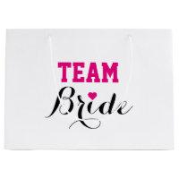 Team Bride Gift Bag
