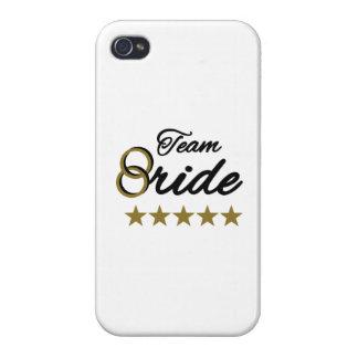 Team Bride Cases For iPhone 4