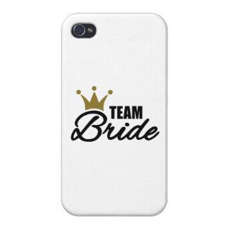 Team Bride iPhone 4/4S Case