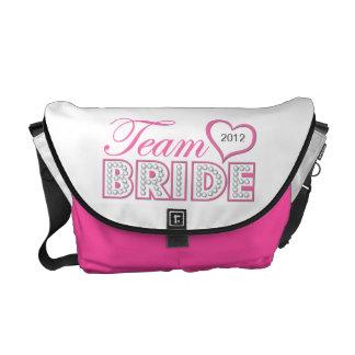 Team Bride Rickshaw Bag Messenger Bag