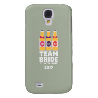 Team Bride St. Petersburg 2017 Zuv92 Galaxy S4 Case