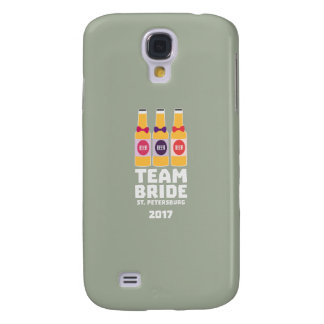 Team Bride St. Petersburg 2017 Zuv92 Galaxy S4 Case