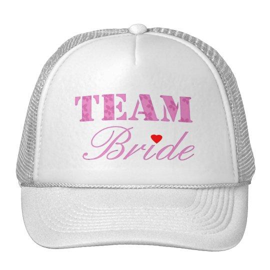 Team Bride Theme Cap