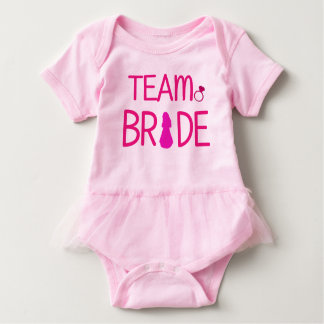 Team Bride - Toddler Dresses for Wedding