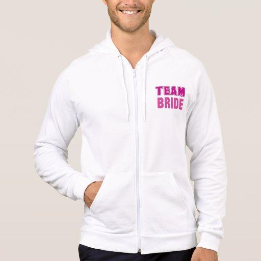 Team Bride Tee Shirt