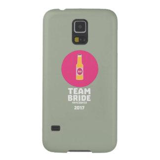 Team bride Vancouver 2017 Henparty Zkj6h Galaxy S5 Case