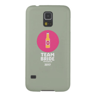 Team bride Vancouver 2017 Henparty Zkj6h Galaxy S5 Covers