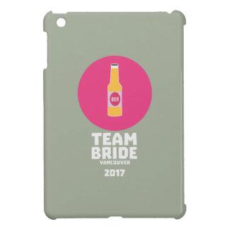 Team bride Vancouver 2017 Henparty Zkj6h iPad Mini Case
