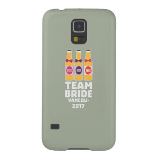 Team Bride Vancouver 2017 Z13n1 Cases For Galaxy S5