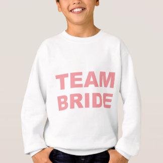 Team Bride Wedding Hen Party Sweatshirt
