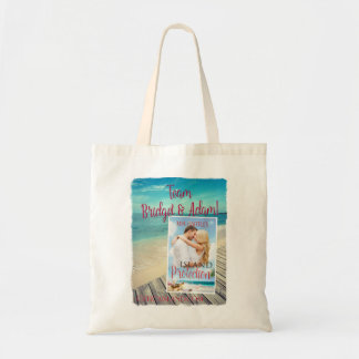 Team Bridget & Adam Tote Bag