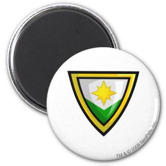 Team Brightvale Logo 6 Cm Round Magnet