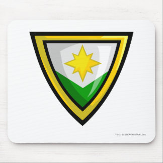 Team Brightvale Logo Mouse Pad