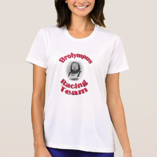 Team Brolympus racing shirt