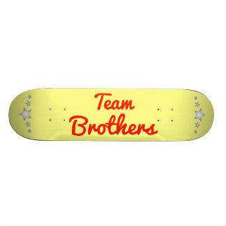 Team Brothers Custom Skate Board