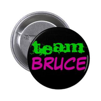 Team Bruce 6 Cm Round Badge