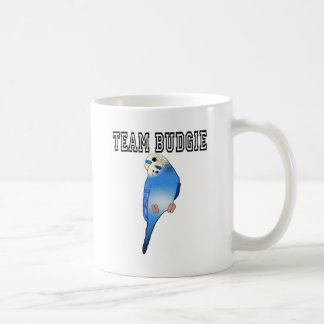 Team Budgie Coffee Mug