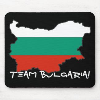 Team Bulgaria Mouse Pad