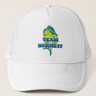 Team Burnett Keys Hat 1