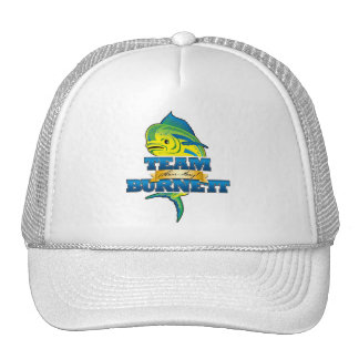 Team Burnett Keys Hat 1