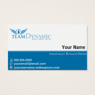 Team Business Card