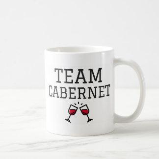 Team Cabernet Coffee Mug