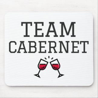 Team Cabernet Mouse Mat