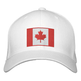 TEAM CANADA 2010 Dated Embroidered Hat