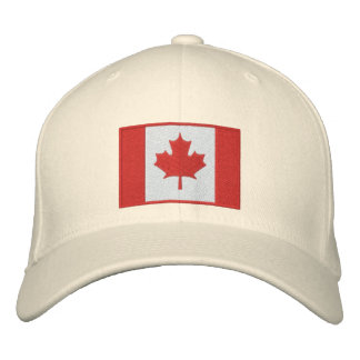 TEAM CANADA 2010 Dated Souvenir Embroidered Hat