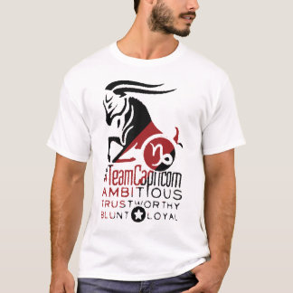 Team Capricorn T-Shirt