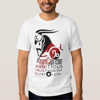 Team Capricorn T Shirts